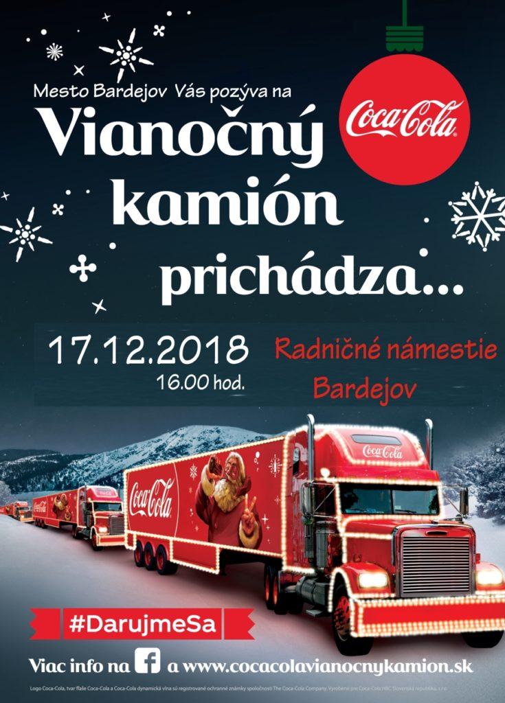Vianočný kamion 2018