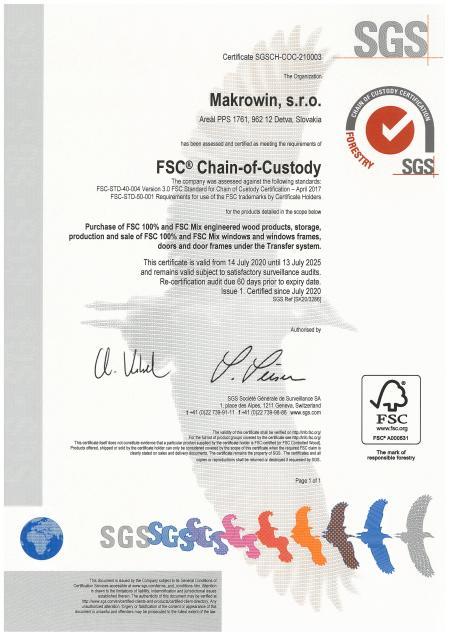 Makrowin-certifikat